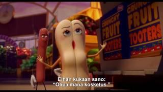SAUSAGE PARTY I virallinen traileri I Elokuvateattereissa 21.10.2016