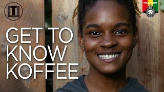 Interview Get To Know Koffee October 2017