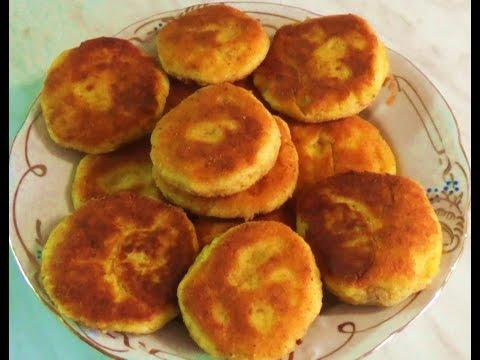 Зразы картофельные / Как приготовить картофельные зразы