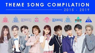 [PICK ME] Song Evolution 2015 - 2019 | KOREA X CHINA X JAPAN