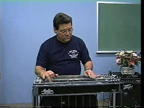 Doug Jernigan Steel Guitar Video - Billy Cooper's Music
