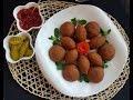 كبة البطاطا لذيذة وسهلة كتير 😋وبثلاث طرق للتشكيل 👌ومناسبة لشهر رمضان 😍ومع طريقة تفريزها 😊👍