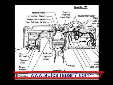 2006 pontiac matiz g2 manual de servicio y taller youtube Ford Explorer Navigation 2018 Ford Navigator