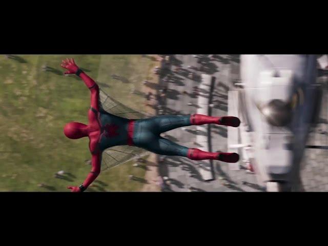 Spider-Man: Homecoming - UK Trailer #1
