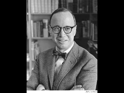 Arthur Schlesinger speaking at UCLA 1/10/1970