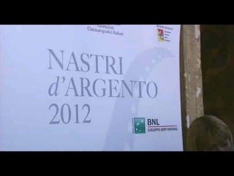 Candidature Nastri d'Argento 2012
