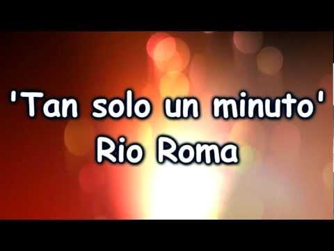 Tan solo un minuto r o roma musica e video - Gemelli diversi solo un minuto ...