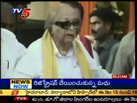 Karunanidhi Slams Central Government On Mullaperiyar Dam Issue (TV5)