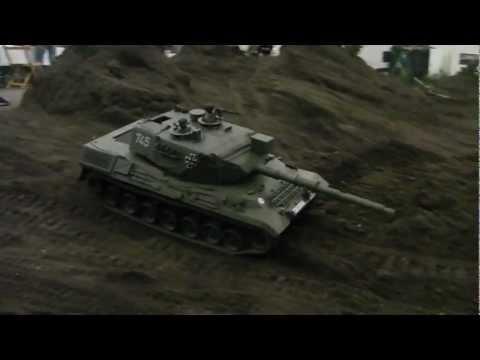 Big RC Tanks - MUST SEE!