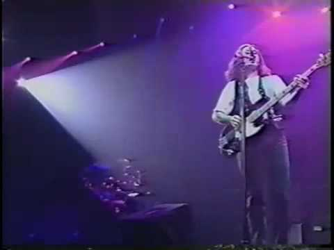 Rush - Roll The Bones Live