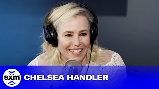 Why Is Chelsea Handler so Obsessed With Her Boobs? | Radio Andy