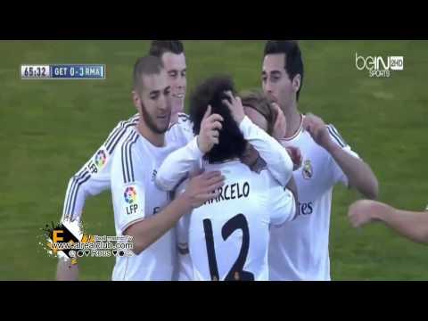 Getafe 0 - 3 Real Madrid ## Luka Modric [Full HD]