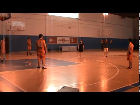 Clinic Vilagarcía - Txus Vidorreta - Contraataque (Parte 1)
