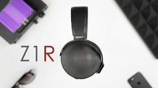 SONY Z1R REVIEW ($2000 Closed Back... Sony's???)