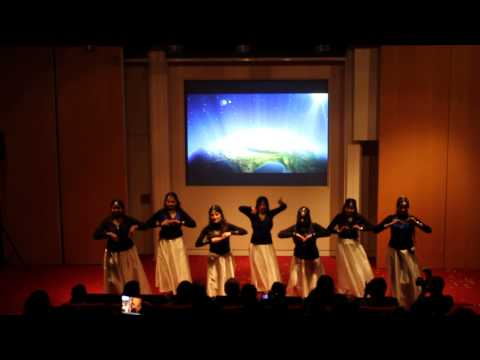 Isal-surabhi 2013 13. Blue Vande Matram Dance By Phalguni And Team video