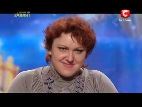 Украина мае талант 5 сезон - Екатерина Соколенко