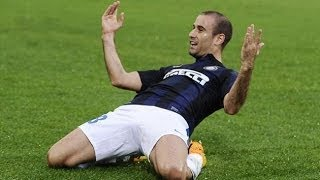 Rodrigo Palacio ▶ Fantastic Striker ● Best Goals for INTER 2014 */HD/*