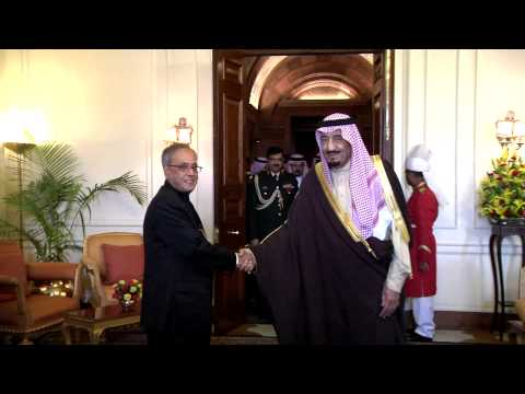 Deputy Prime Minister and Minister of Defence of Kingdom of Saudi Arabia calls-on the President