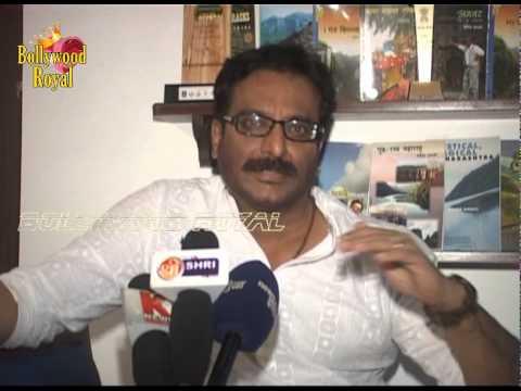 Interview of Milind Gunaji for TV Serial ''Everest''