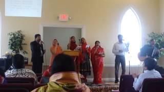 Worship songs -Telugu Christian Fellowship in Virginia (USA)