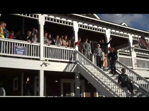 Outer Banks Christmas at the Mark Twain