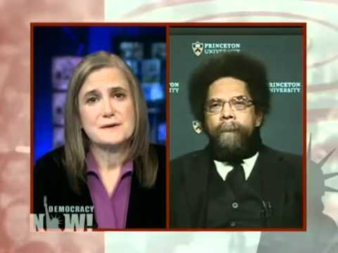 Cornel West on Bush's Memoir, Rep. Charles Rangel, the 2-party System, and Obama's First Two Years