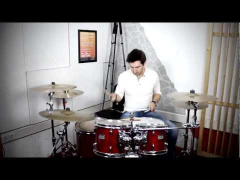 Drum Cover (papa Roach Session)   Scars video