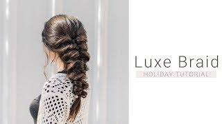MISSIO Hair | How To: Luxe Braid