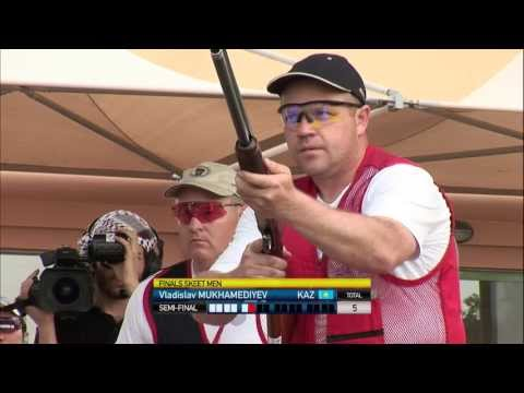 Finals Skeet Men - ISSF Shotgun World Cup 2013, Al Ain (UAE)
