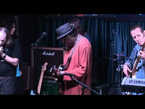 Rory Gallagher Tribute with Joe Louis Walker at the Iridium, NY 2011 Part 15.