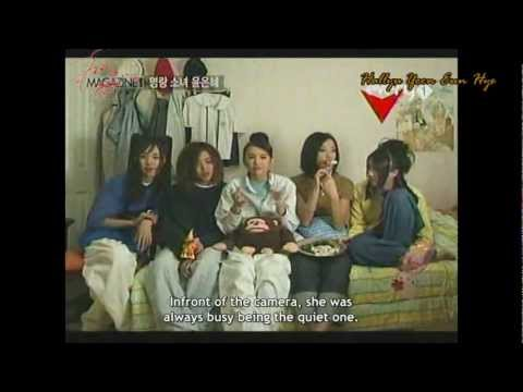 Yoon Eun Hye 윤은혜-Road To Stardom Story 09-05-2008 [eng sub]