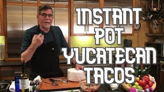 "Rick Bayless Taco Tuesday: Spicy Yucatecan Beef ""Salad"" Tacos"