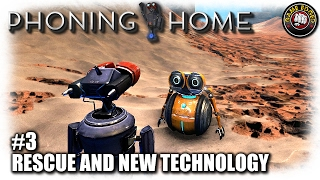 Phoning Home | Rescuing ANI and New Technology | EP3 | Let's Play Phoning Home Gameplay