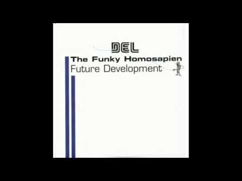 Del The Funky Homosapien - Stress The World