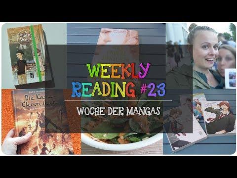 Sooooo viele neue Bücher und Mangas  | Meine Buch-Woche #23 [Weekly Reading]