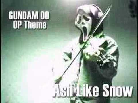 """Played With Violin """"Ash Like Snow""""  [GUNDAM 00]"""