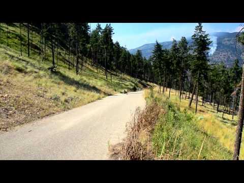 Kelowna Longboard Alliance: Shayler Court Slide Jam (July 2012)