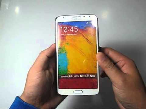 Samsung Galaxy Note 3 Neo White Samsung Galaxy Note 3 Neo