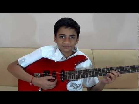 Chanda O Chanda on Guitar - Instrumental - Lakhon Mein Ek.