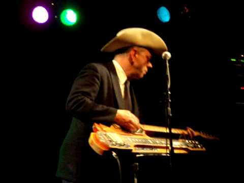 Junior Brown Rock 'n Surf Medley1 Cat's Cradle