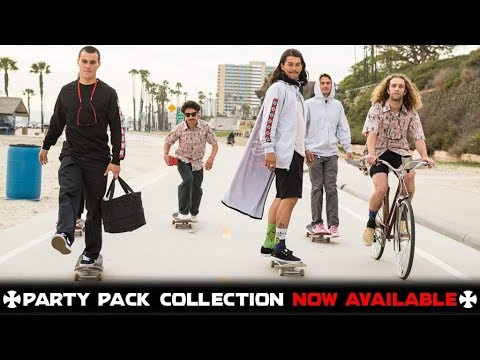 "Independent Trucks ""Party Pack"" Banner Collection"