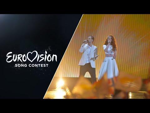 Mørland & Debrah Scarlett - A Monster Like Me (Norway) - LIVE at Eurovision 2015: Semi-Final 2