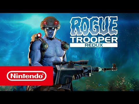 Rogue Trooper Redux - Trailer (Nintendo Switch)