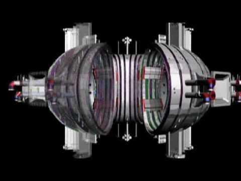 ITER - история которая началась 80 лет назад (eng)