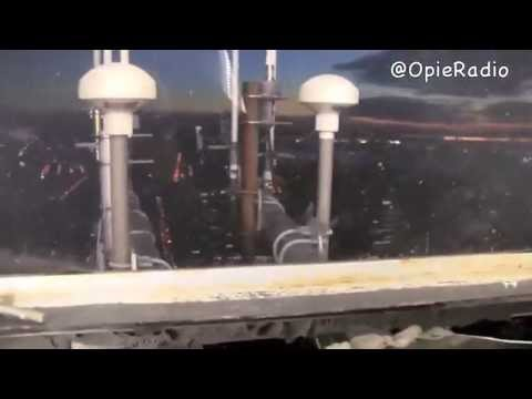 Inside Top of Chrysler Building Spire - @OpieRadio