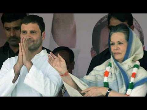 'PM paying back industrialists who helped him,' says Rahul Gandhi at farmers' rally