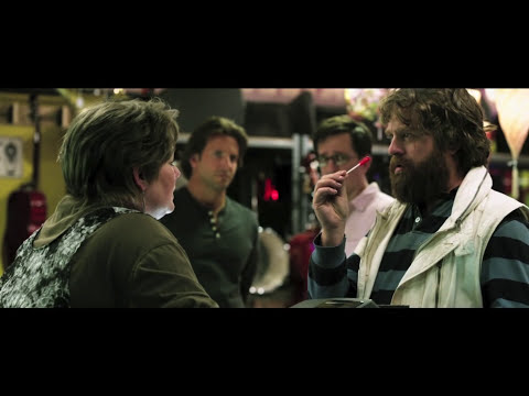 The Hangover Part III Funniest Scenes/Lines HD