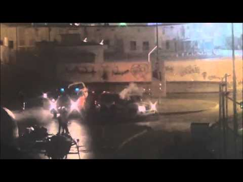 Bahrain : Police Shoot Tear Gases heavily  in The Neighborhoods and Over The House