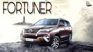 Toyota Fortuner(2019)|Muscular Appearance|Great Reliability|Powerful D-Engine|Exterior and Interior