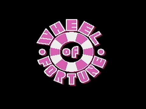0 Wheel of Fortune   NES Gameplay